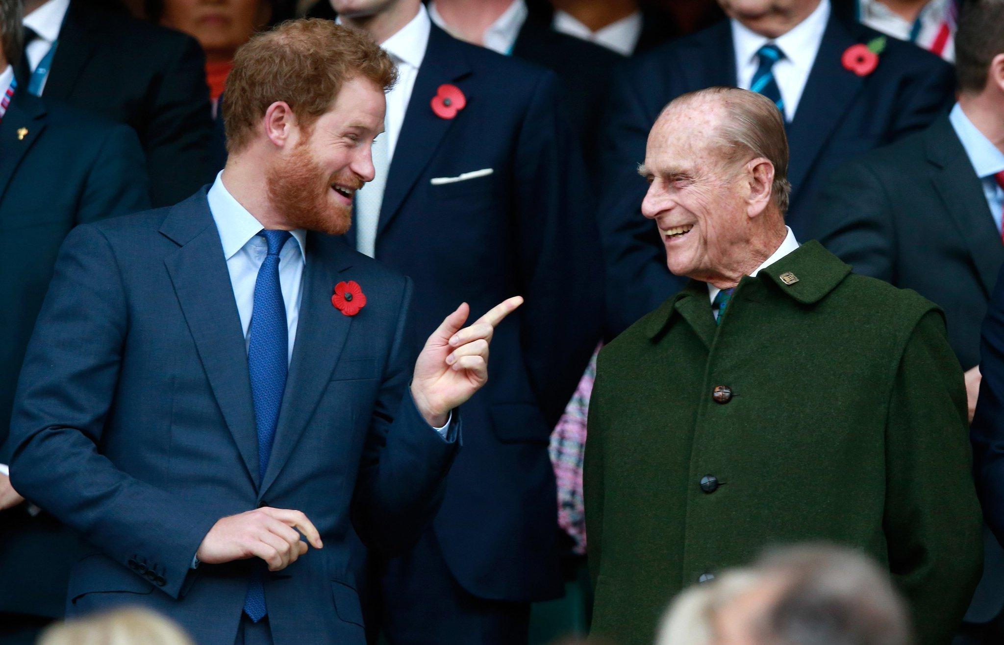 Happy 98th birthday to Prince Philip!