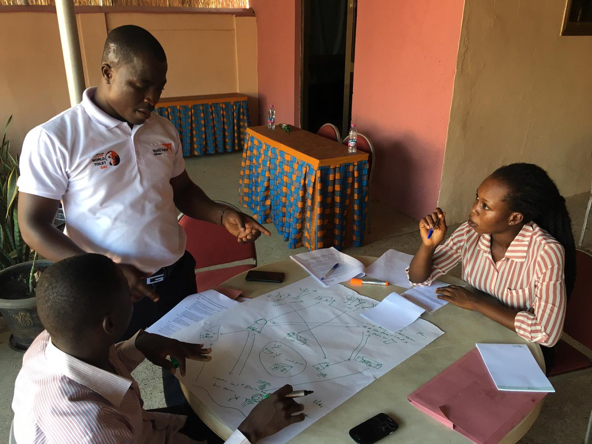 test Twitter Media - Our participatory research skills workshop in northern #Ghana last week had three #YouthMappers in attendance! Together we were exploring how people use natural resources to support their livelihoods #agroforestry #shea #parklands #FMNR @AbugaSabina @youthmappers @geogsouthampton https://t.co/ZHN1P1nGl3