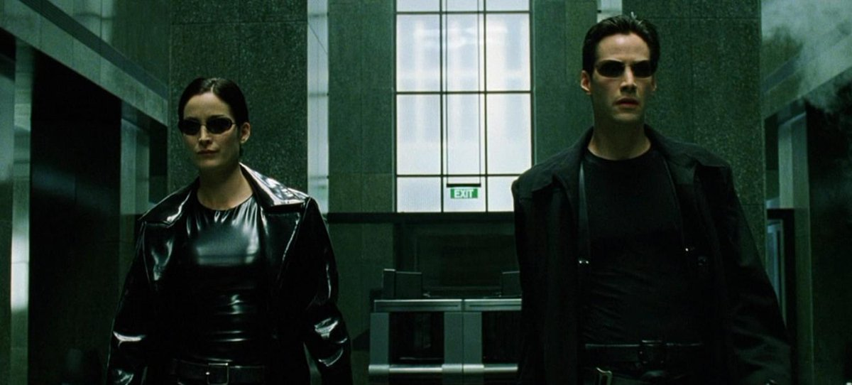What action movie do you think you've watched the most??  Ok, I'll start... THE MATRIX. https://t.co/imL9Ivbe4x