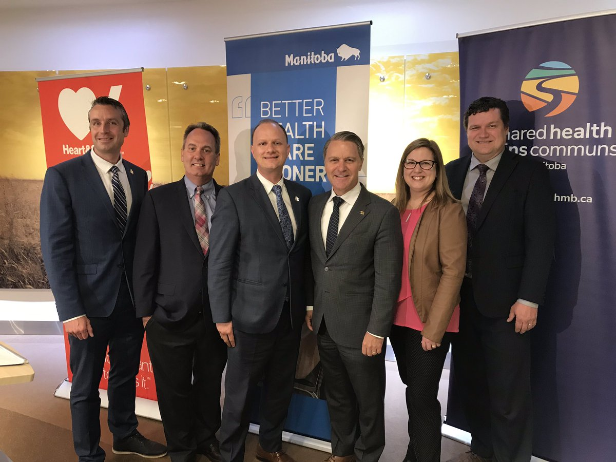test Twitter Media - Pleased to be joined by my PC colleagues to announce a new Acute Stroke Unit at Health Sciences Centre. This new 28-bed unit will provide intensive treatment and rehabilitation for stroke patients. Promise made, promise kept! #mbpoli https://t.co/O5uKMDmCfg