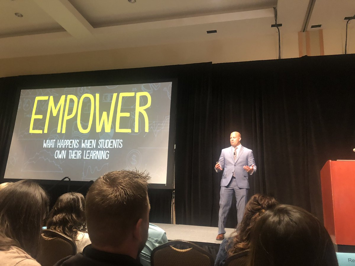 test Twitter Media - What an incredibly inspiring keynote from @ajjuliani #InnEdCO19 #slidmazing #inspiRE4 https://t.co/B9XsdU89gO