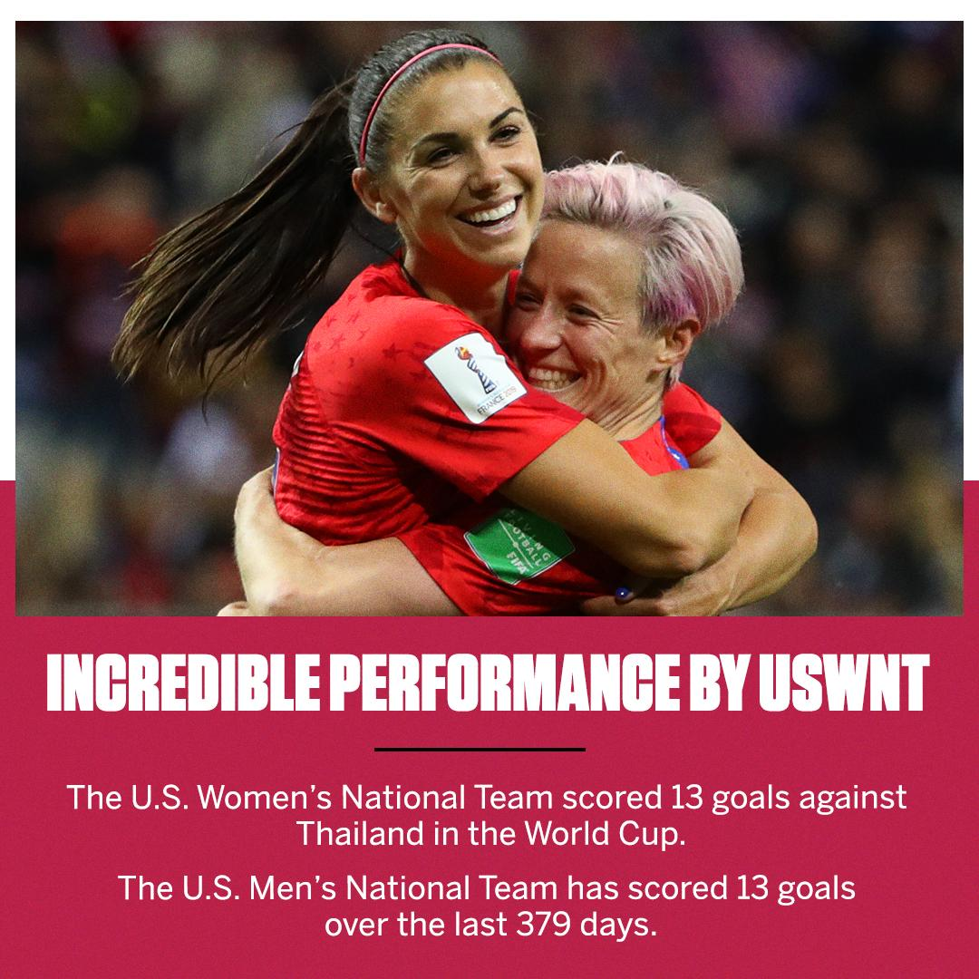 RT @espnW: We're just going to leave this here 👏 https://t.co/hVHRi9Ta5j