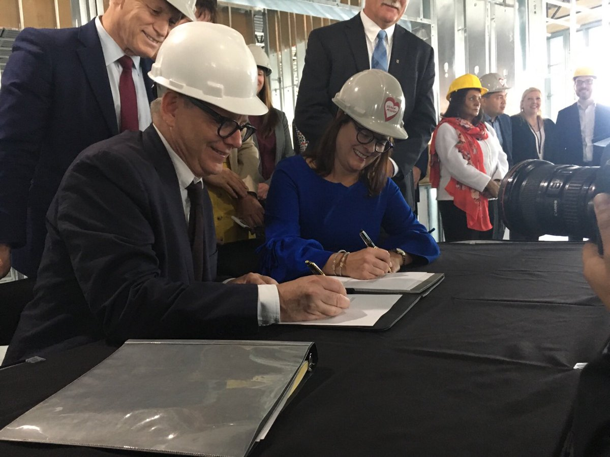 test Twitter Media - Our government signed the Canada-Manitoba Bilateral Agreement under the 2017 National Housing Strategy. This agreement provides Manitoba with $225.4M in cost-matched federal funding meaning a total of $450.8M will be allocated for Manitoba's affordable housing sector #mbpoli https://t.co/TMzjIBzgiB