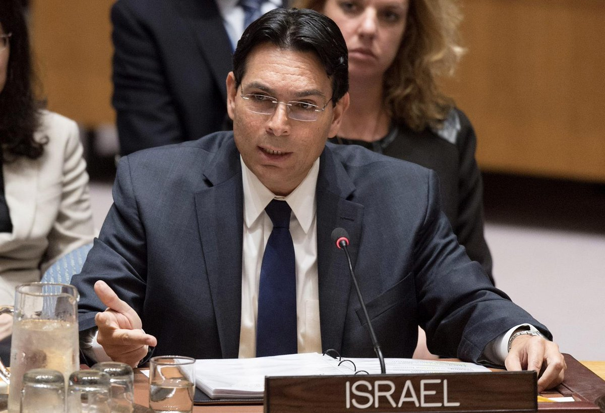 "test Twitter Media - Wednesday 9am Press Encounter by Ambassador Danny Danon @dannydanon of Israel to the UN @IsraelinUN prior to Informal meeting of the plenary on ""Combating Anti-Semitism and Other Forms of Racism and Hate"" https://t.co/cL4hdAUF8A"