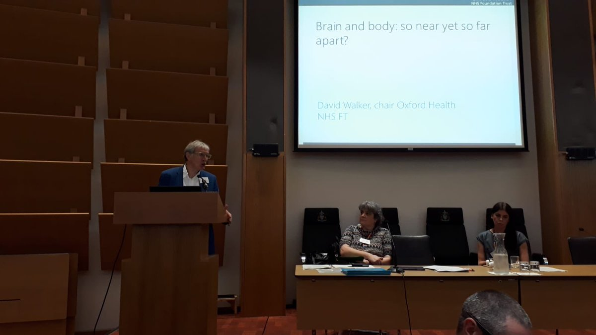 Physical health for people with Severe Mental Illness Conference. Pleased to be delivering a workshop to delegates on the benefit of physical activity. #WorldWellBeingWeek