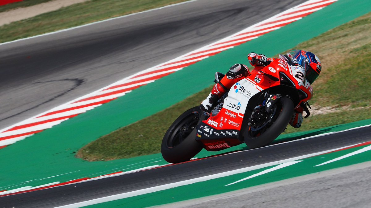 test Twitter Media - Top 5, top Ducati, top job: @michaelrinaldi_ shines at home in Misano!  #RiminiWorldSBK🇮🇹  📃| #WorldSBK   https://t.co/tjhJqvdxgj https://t.co/bw2BMqImbt