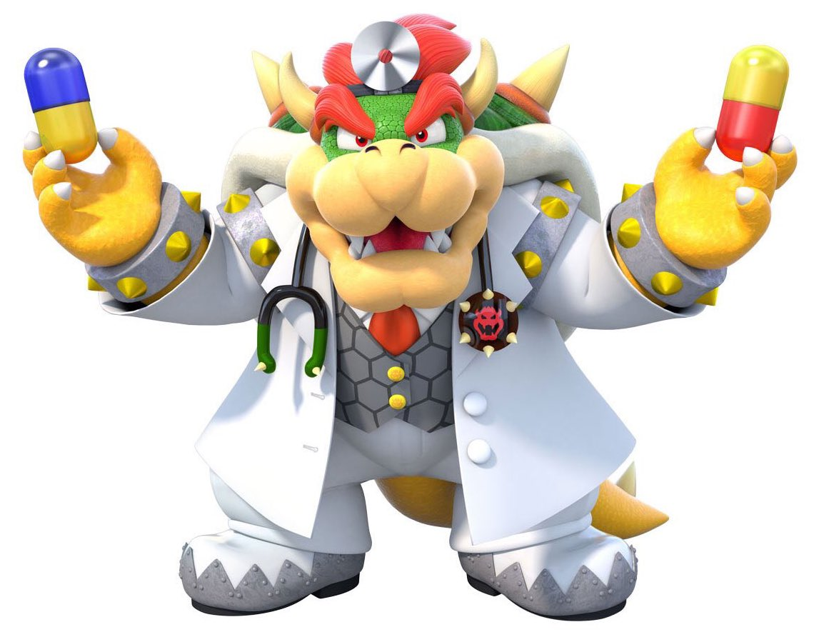test Twitter Media - Ok cool we have Dr. Peach and now even Dr. Bowser but when do we see Dr. Bowsette https://t.co/swAQ06pZF2