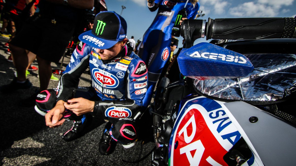 "test Twitter Media - 💪 @alexlowes22 hails ""pretty good"" weekend at Misano!  The British rider was back at the sharp end in Italy, fighting tooth-and-nail throughout the weekend for top positions!  #RiminiWorldSBK🇮🇹  📃