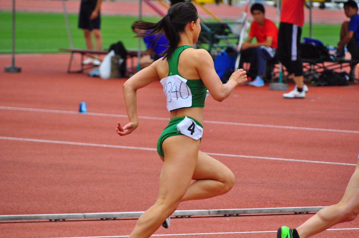 test ツイッターメディア - 群馬県選手権 ハイライト 女子200m決勝 奥村ユリさん(青山学院大学) 予選終わった後お話し出来て良かったです😊 今後も応援して行きます🙇♂️ https://t.co/R7Du3RoGJJ