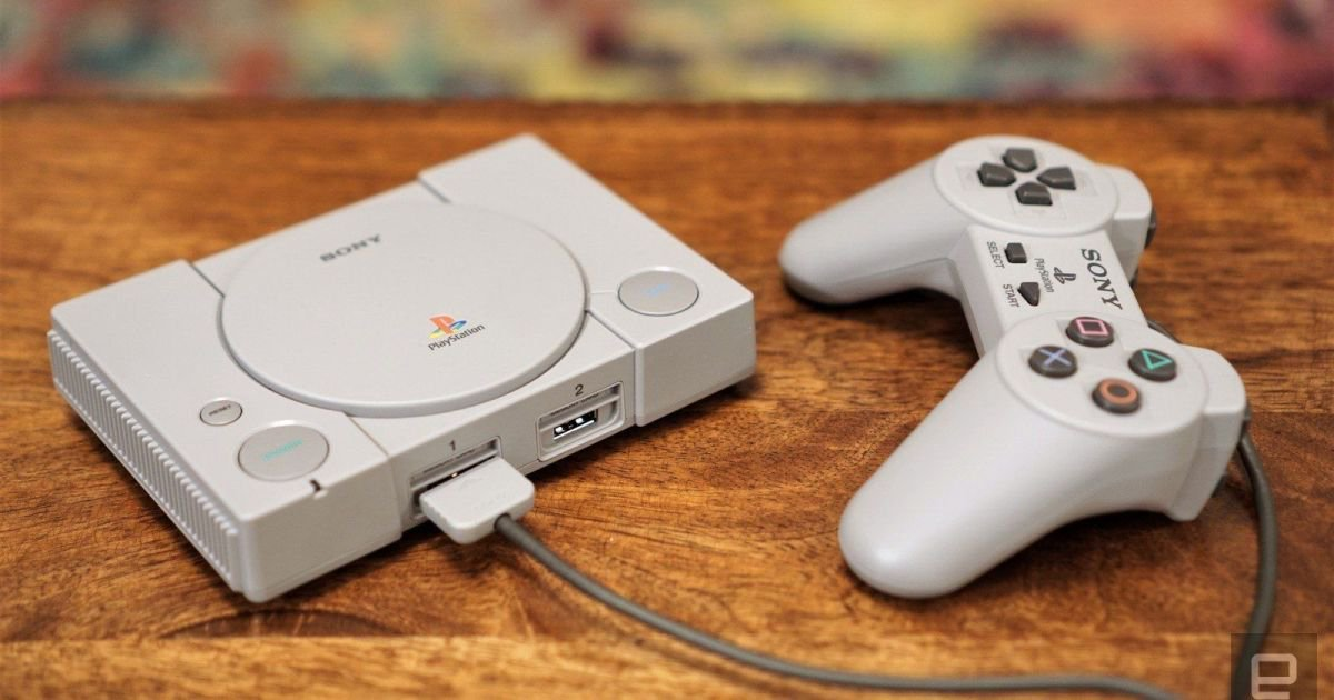 The Morning After: The problem with the PlayStation Classic https://t.co/Xv8iICMXce #tech #technews https://t.co/CGOACZvOqo