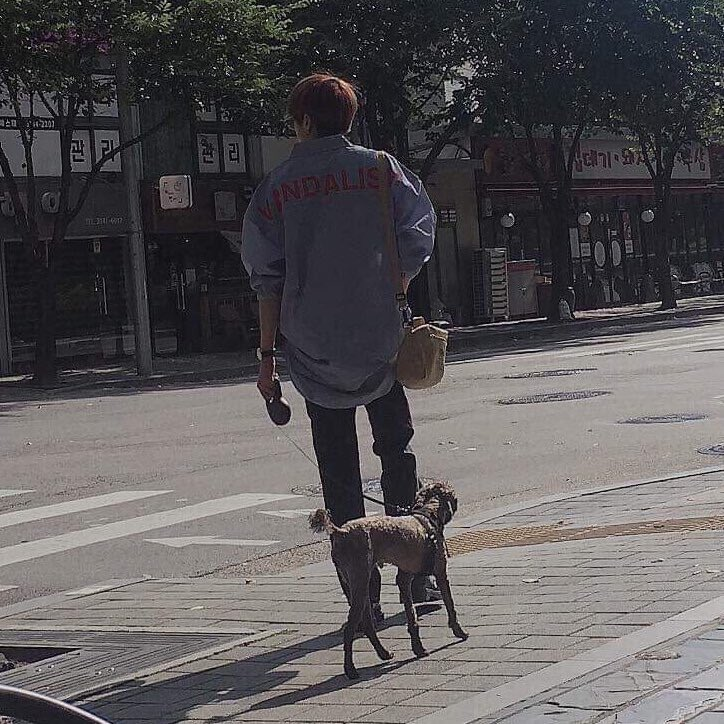 RT @hoonsire: I don't know a better pair! Also Kang is so LONG https://t.co/pjnuwga3pY