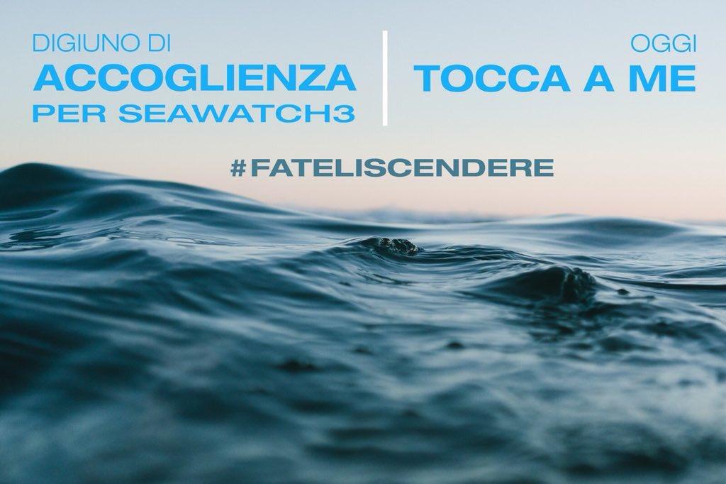 #Fateliscendere