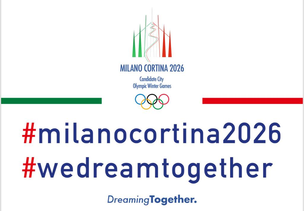 #MilanoCortina2026