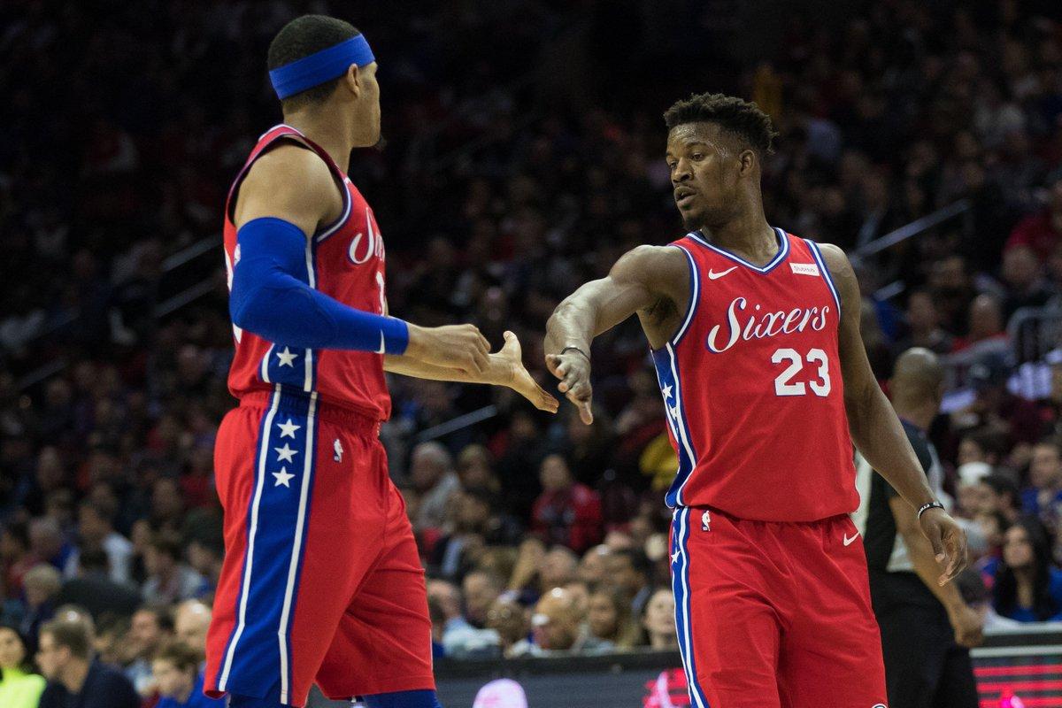 test Twitter Media - NBA Rumors: 'ESPN' Insider Reveals Fate Of Jimmy Butler And Tobias Harris In 2019 Free Agency #HereTheyCome #NBATwitter #NBAFreeAgency https://t.co/pi6q865ONu https://t.co/ILdoBzCyXi