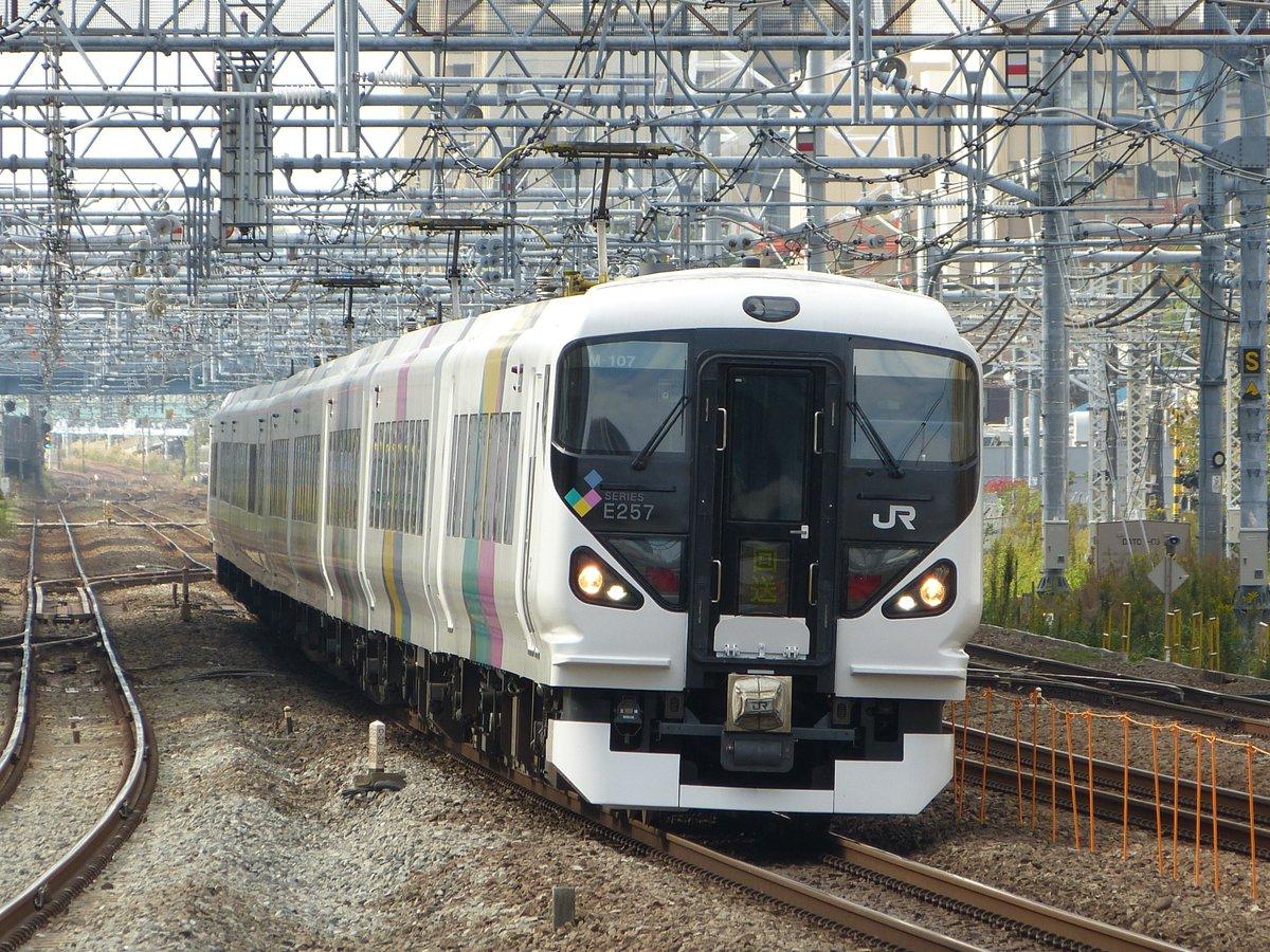 test ツイッターメディア - 7、川崎駅 東海道本線(上野東京ライン)ホーム 上り列車が撮影対象です。作例の構図はアウトカーブですが、直線構図でも撮れます。 https://t.co/56AxJnjs69