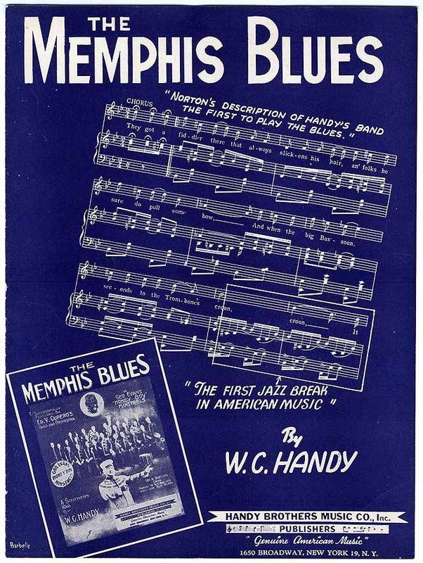 #bradweis New at National Recording Registry Project: Inventing the blues with W.C. Handy https://t.co/0cCOKEUWH0 https://t.co/jgeJTvN5pF
