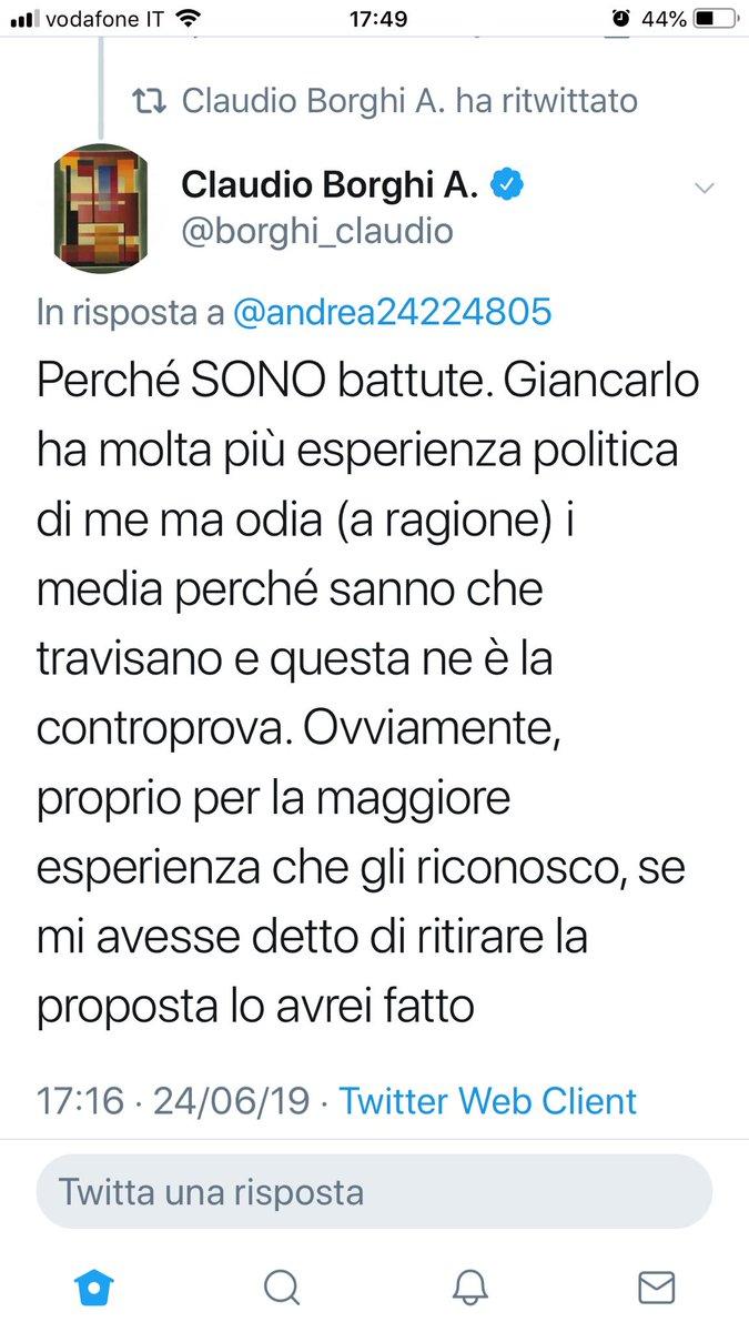 #Giorgetti