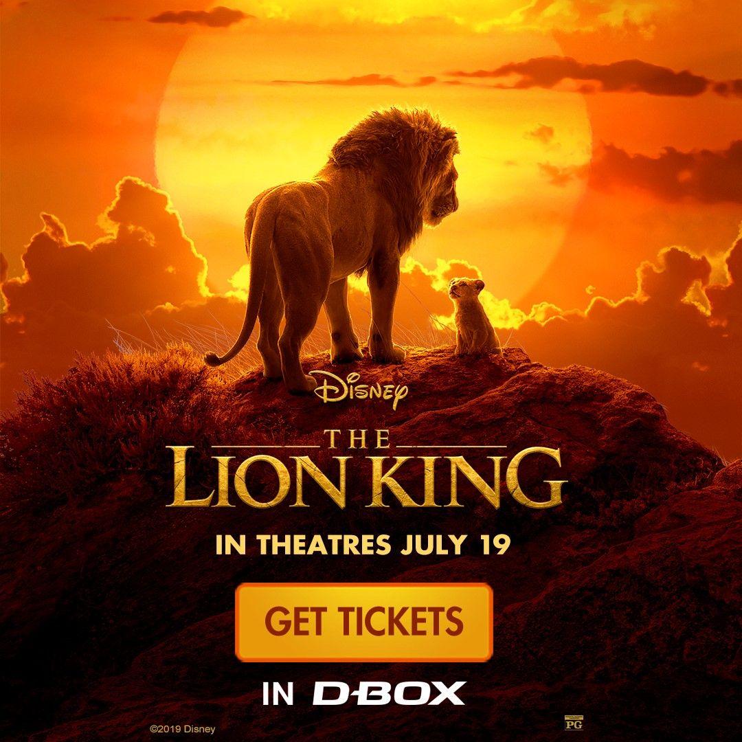 test Twitter Media - The one true #LionKing 🦁👑  Secure your tickets today to feel the circle of life in #DBOX  July 19! https://t.co/5aYSPF8Rac   // Il doit prendre sa place en tant que Roi 🦁👑  Réserver vos billets dès maintenant pour voir #LeRoiLion en #DBOX le 19 juillet prochain. https://t.co/scuReHzzfc