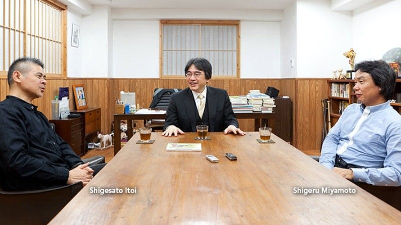 test Twitter Media - Late Nintendo president Satoru Iwata's interviews with developers, titled Iwata Asks, are being compiled into a book in Japan. https://t.co/Y5NLwqX15H https://t.co/UIh3gW0z8Z
