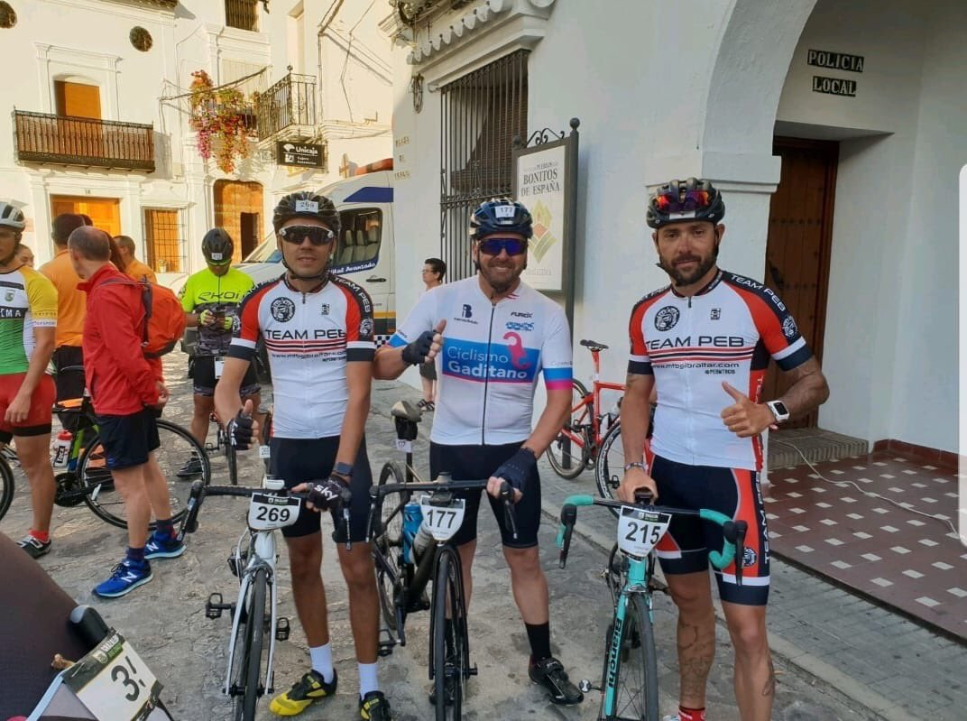 test Twitter Media - #TeamPEB cyclists Shane Martinez and Christian Jeffries raced in Grazalema this weekend. Well done guys!🚴🏽♂️🚴🏽♂️👏🏼👏🏼 #TheOriginals #OneTeam #Cycling #Gibraltar https://t.co/2q0peLrg0F