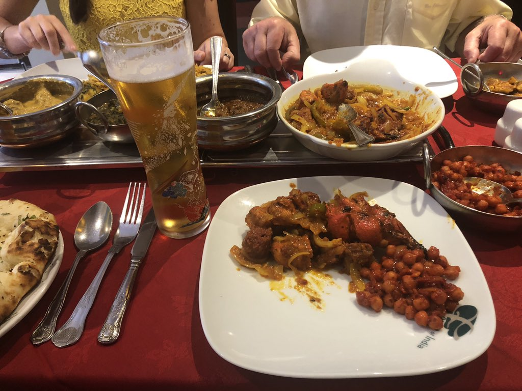 test Twitter Media - #HappyFathersDay dad! Needed an excuse for a standard first night back in the UK #Indian https://t.co/IsaYPoH1zh