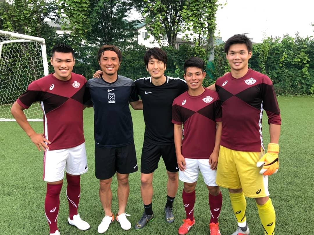 test ツイッターメディア - この間元気と撮影してきました(^_^)元気とは浦和所属以来に、サッカーで語り合いができて楽しかったな~⚽✨ 浦和のサッカー小僧が(笑)⚽海外で活躍して、心身共に成長している姿に、嬉しく思いながら撮影していました(^_^) 早稲田大学ア式蹴球部の選手にも協力してもらいました!! https://t.co/m72UN0YPmK