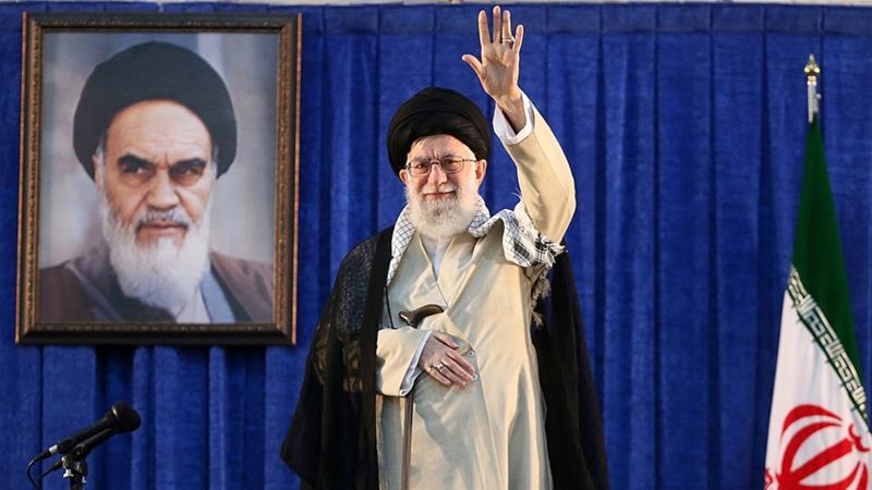 Iran says US sanctions on Khamenei mean end of diplomacy