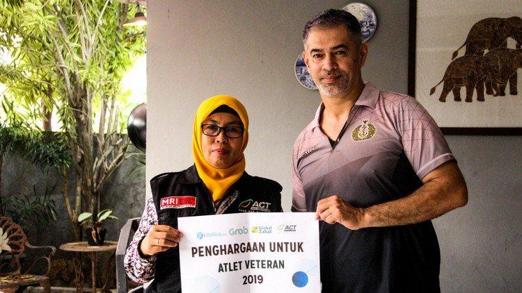 ACT Beri Penghargaan Legenda Voli Indonesia, Pascal Wilmar - https://t.co/uNcjceloAq https://t.co/kUPnqoTPWY