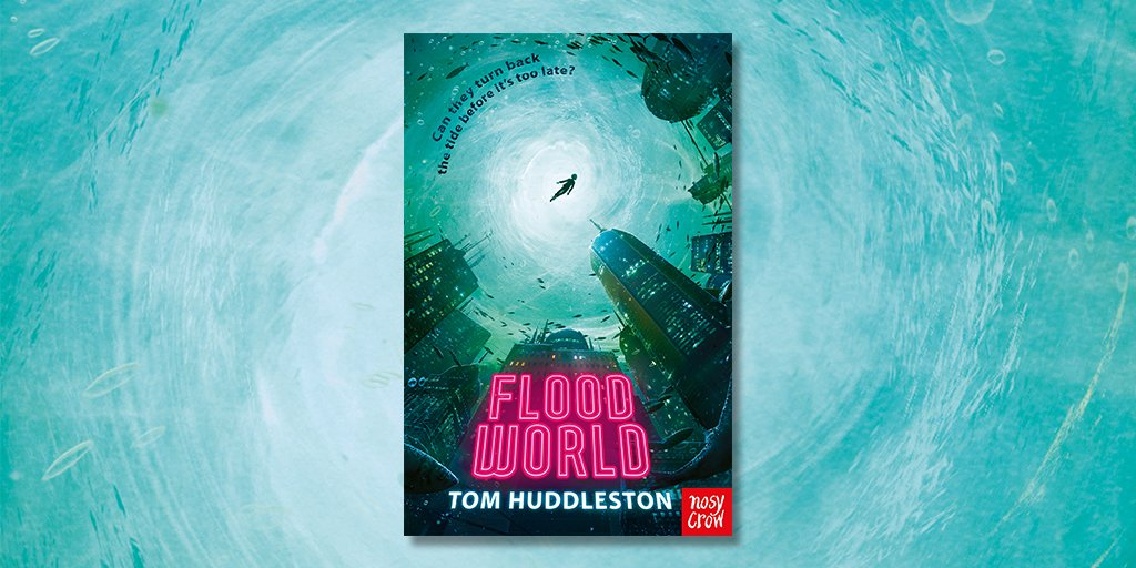 test Twitter Media - Once more for the late risers and lunchtime browsers... Check out the newly revealed cover of my epic adventure story FLOODWORLD, published by @NosyCrowBooks on Oct 4!   Imagine OLIVER TWIST meets THE POSEIDON ADVENTURE. In the future. With jetskis. And explosions. https://t.co/2LvzmJCeQs