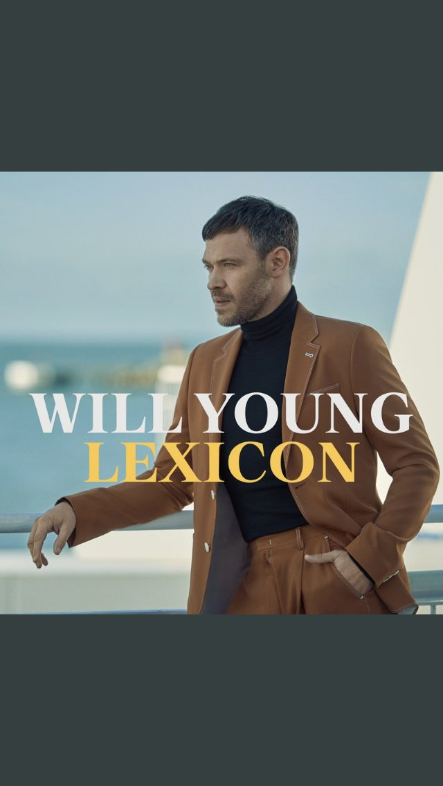 'LEXICON' is OUT NOW!  I love it!!!!! My gorgeous friend @willyoung an absolute beaut!  https://t.co/9F2XCivyam https://t.co/aszJIq8Rjc