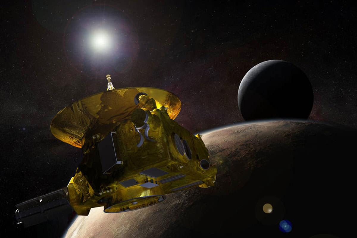 RT @newscientist: Five incredible things we know about Pluto https://t.co/sE06BDhW9y https://t.co/gaDEk5TGo8