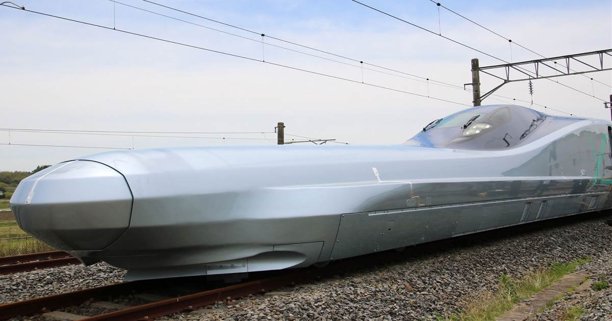 Superfast bullet train that rivals airplane flying times set to debut in Japan