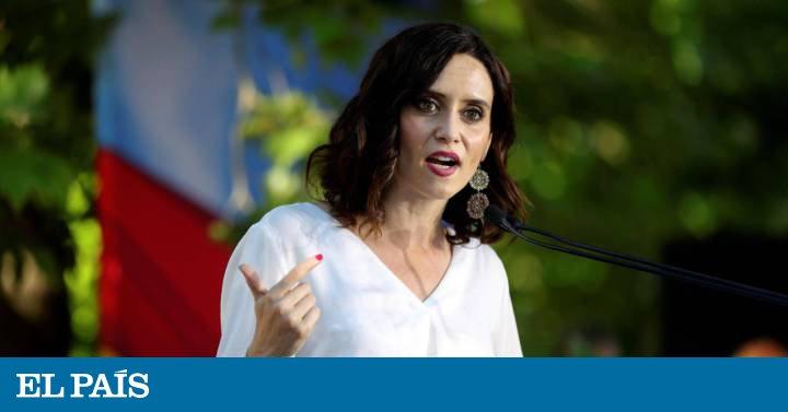 Más Madrid pide un pleno por el aval a la familia de Isabel Díaz Ayuso https://t.co/69fR3wtd0b Vía @El_Pais_Madrid https://t.co/c3qQbas1BV