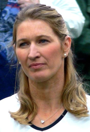 Happy 50th Birthday to German tennis player Steffi Graf!