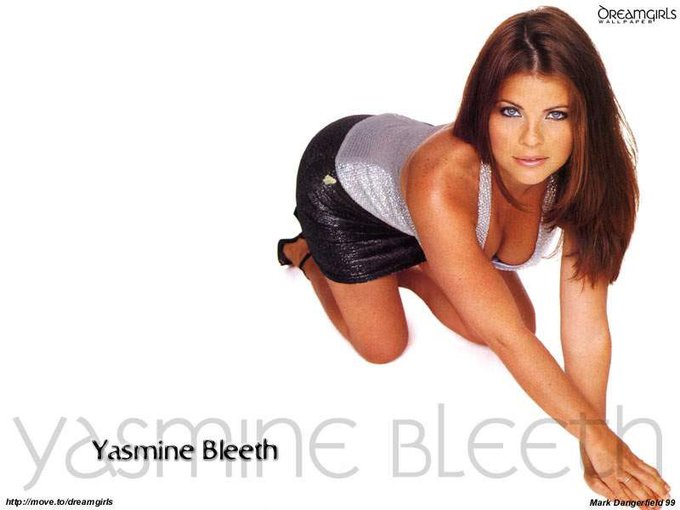 HAPPY BIRTHDAY YASMINE BLEETH - 14. June 1968.  New York City, New York, USA