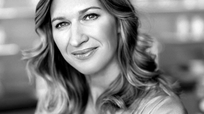 Happy 50th Birthday, Steffi Graf!