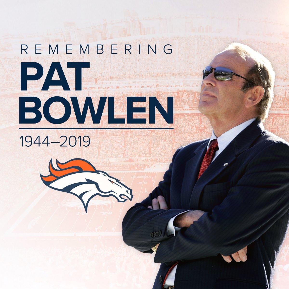 Denver News Man Killed: Legendary Denver Owner Pat Bowlen Dies At 75 Country