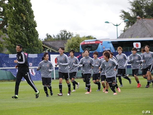test ツイッターメディア - フランスで開催されているFIFA女子ワールドカップ⚽  今日、日本代表🇯🇵はスコットランド🏴戦ですね。日本時間22時キックオフ。 1次リーグ突破に向けてがんばってください⚽ 💪応援しています!  #ワールドカップ #WorldCup #FIFAWWC @jfa_nadeshiko  #なでしこジャパン https://t.co/7zNOuSpqVh