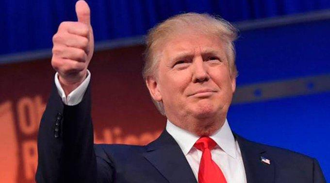 Happy birthday President Donald Trump