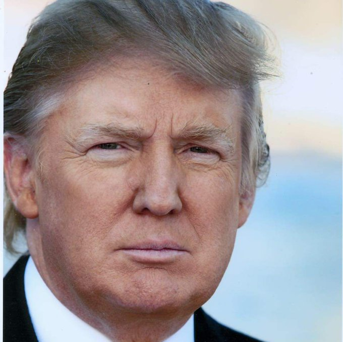 Happy birthday President Donald Trump. The LORD bless and keep you.
