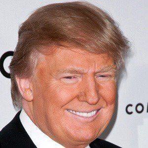 Happy 73rd Birthday to President Donald Trump!!!