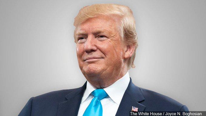 HAPPY BIRTHDAY to President Donald Trump, he turns 73 today