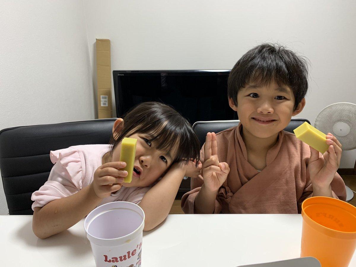 test ツイッターメディア - 毎度おなじみのカレー🍛 ラストの「家で食べたいご飯」達成😁  そして、デザートは舟和の芋ようかん🤤 今日浅草でお土産ついでに買ったやつ😎 実家にも送りつけた🙄笑 https://t.co/ob3hyfsxLc