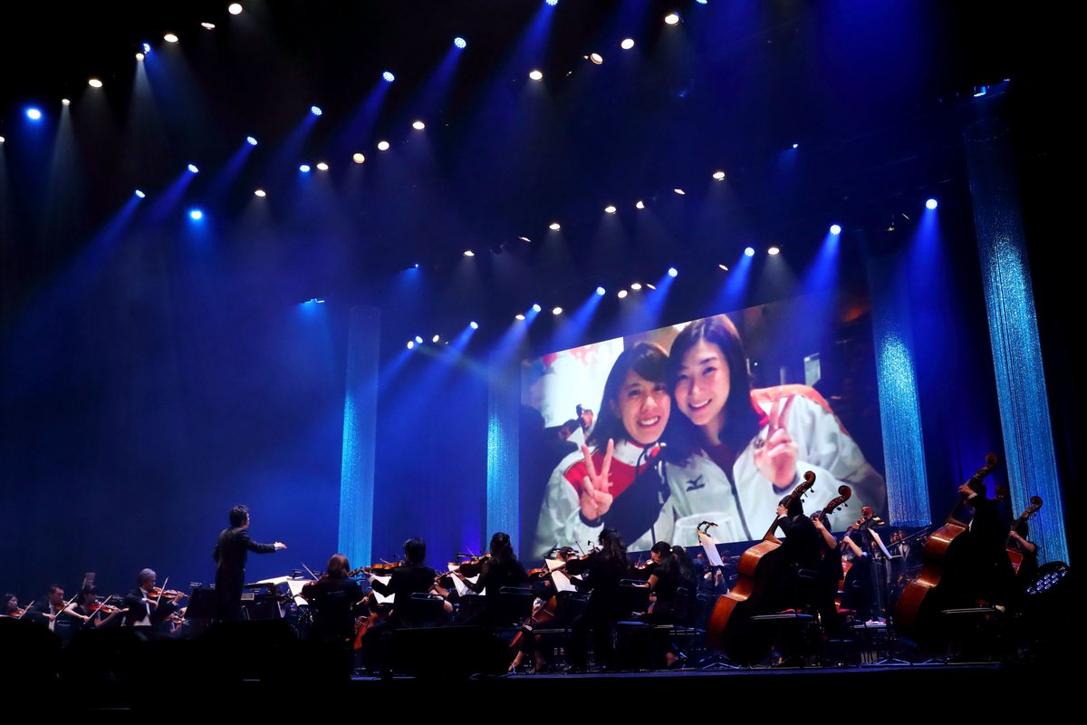 test ツイッターメディア - 「#オリンピックコンサート 2019」が本日、東京国際フォーラムで開催されました。オリンピックの映像と壮大なオーケストラ音楽が共演。また平成30年度JOCスポーツ賞の表彰式も行われ、特別栄誉賞を受賞したスキー・ジャンプの小林陵侑選手らが感謝の言葉を述べました。 #がんばれニッポン https://t.co/xxwBDiPvEd