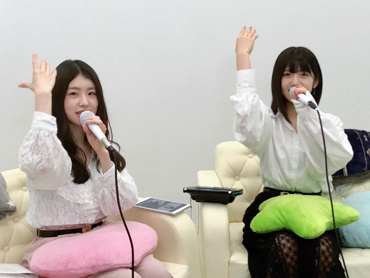 test ツイッターメディア - 🐱#猫舌SHOWROOM「指カラ」🐱  ゆいりー21歳ラスト❣️ご視聴ありがとうございました🎉✨  出演:#AKB48 #村山彩希 #岩立沙穂  次回6/21(金)20時~は ㊗️猫舌SHOWROOM1周年記念スペシャルウィーク‼️ 向井地美音、福岡聖菜、込山榛香がいちごちゃんずカラオケ大会🍓💕 https://t.co/33xAYKTSFq #SHOWROOM https://t.co/scr0FJOvni