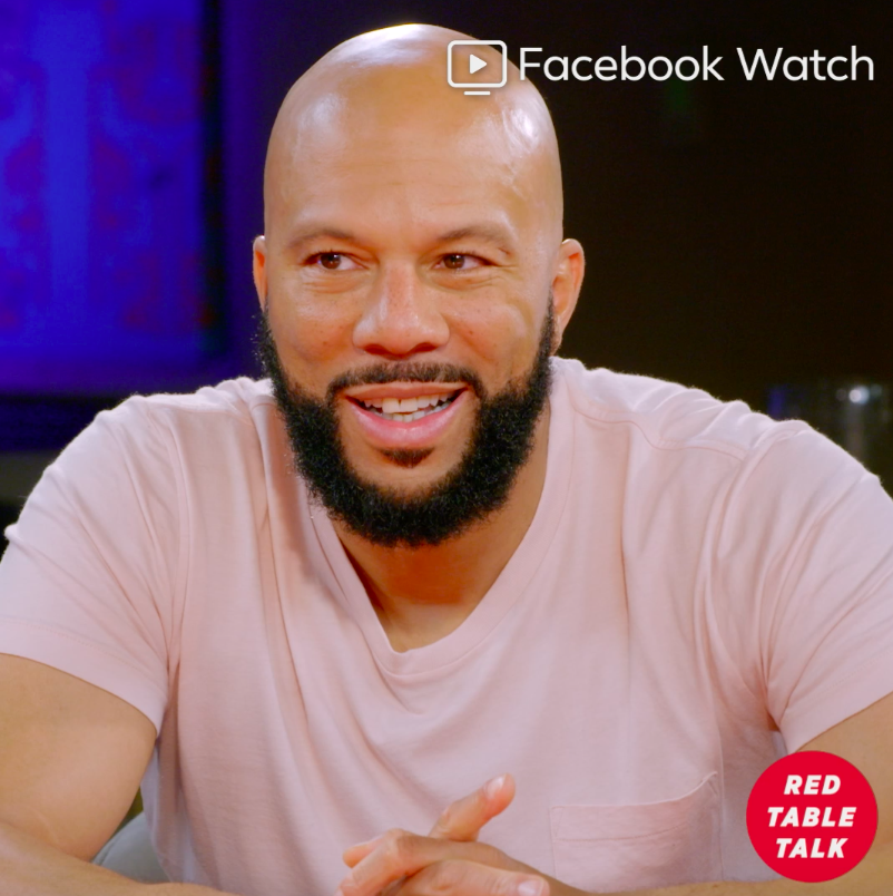 Join us as we welcome @common to the table... @redtabletalk streaming now❣️https://t.co/hVAd0M2qfP https://t.co/v2Se2lYTZY