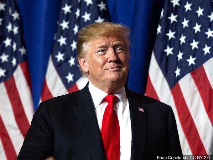 HAPPY BIRTHDAY, MR. PRESIDENT! President Donald Trump turns 73 today.