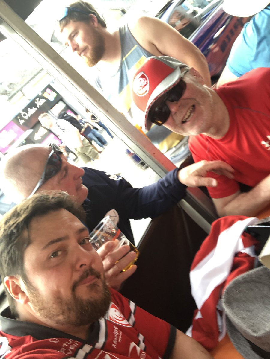 @gloucesterrugby This lad in Le Mans and he wasn't the only #Lemans25 #glawsfamily https://t.co/qPPbOXLHxH