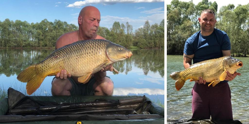 We have had a great time in France this week, we've caught some crac<b>King</b> fish. #carpfishing #