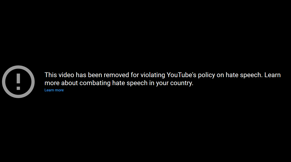 """The """"death to gays"""" live-stream by #Christian pastors has FINALLY been banned for hate speech after nearly 4 hours. https://t.co/dxRBoSJuIb"""